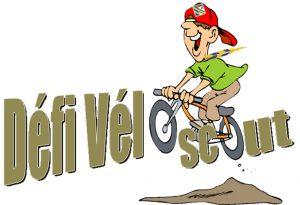 Défi vélo scout